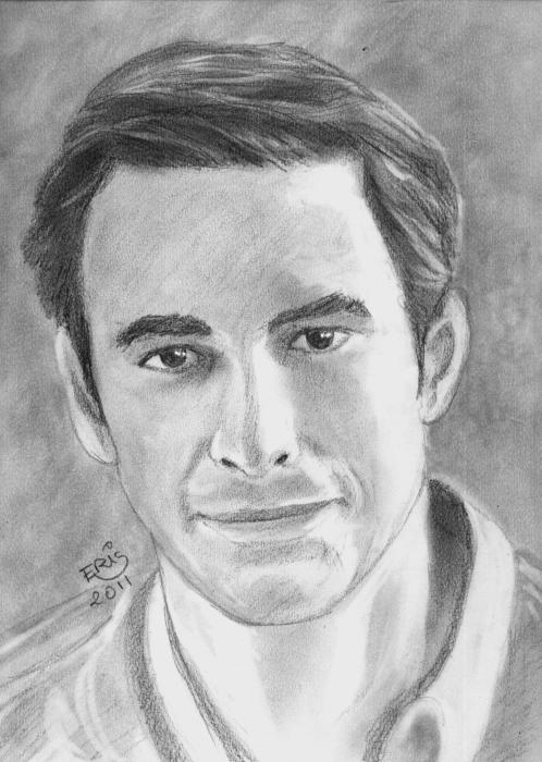 Anthony Perkins by rikou